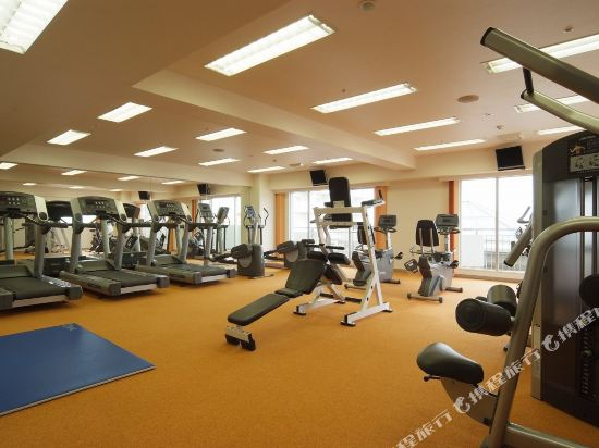 沖繩格蘭美爾度假酒店(Okinawa Grand Mer Resort)健身娛樂設施