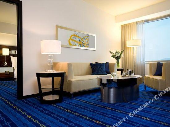 香港天際萬豪酒店(Hong Kong SkyCity Marriott Hotel)行政套房