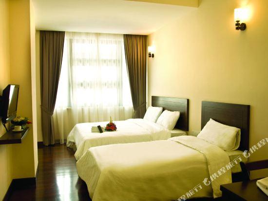 吉隆坡基歐酒店(GEO Hotel Kuala Lumpur)Family Room (Display)