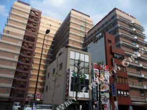 大阪難波燦路都大飯店(Hotel Sunroute Osaka Namba)