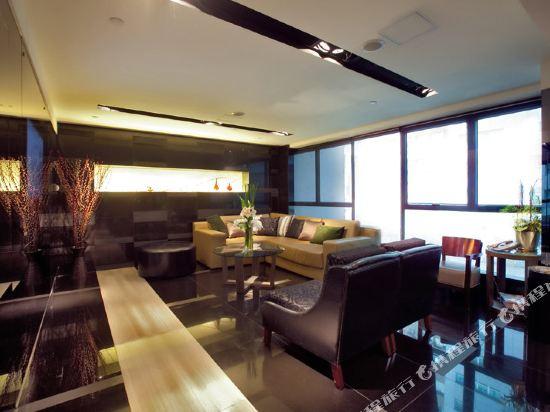 香港C酒店(Casa Hotel)公共區域