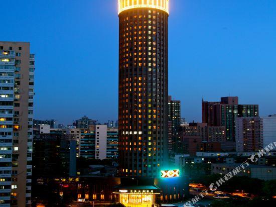 北京中樂六星酒店(Zhongle Six Star Hotel)外觀