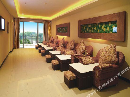 中山江畔商務酒店(Riverside Business Hotel)健身娛樂設施