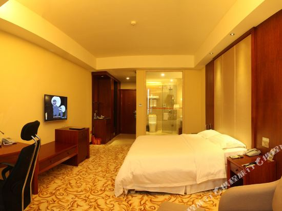 中山江畔商務酒店(Riverside Business Hotel)豪華江景商務房