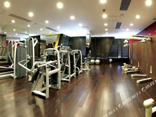 澳門新葡京酒店(Grand Lisboa Macau)健身房