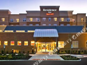 安阿伯北萬豪居家酒店(Residence Inn by Marriott Ann Arbor North)