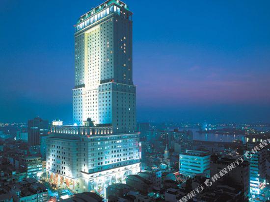 高雄漢來大飯店(Grand Hi-Lai Hotel)外觀