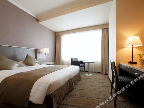 東京東急澀谷卓越大飯店(Shibuya Excel Hotel Tokyu Tokyo)大床房