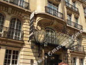 巴黎香謝麗舍廣場酒店(Hotel Champs Elysees Plaza Paris)