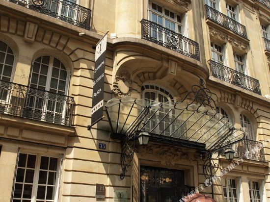 巴黎香謝麗舍廣場酒店(Hotel Champs Elysees Plaza Paris)