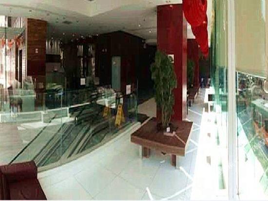 香港港灣酒店(Hong Kong Harbor Hotel)公共區域