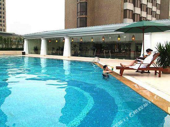 廣州珀麗酒店(Rosedale Hotel & Suites)健身娛樂設施