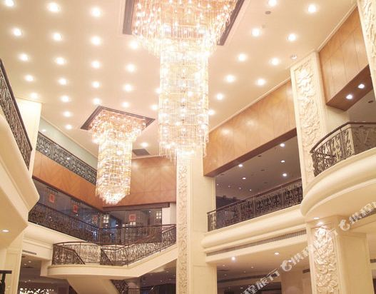 廣州珀麗酒店(Rosedale Hotel & Suites)公共區域