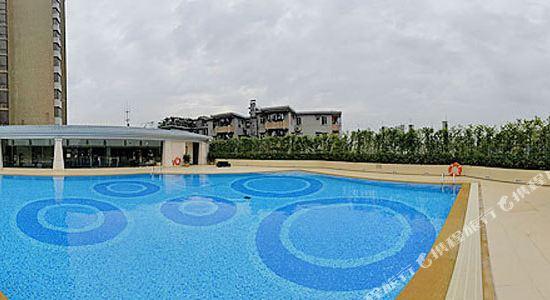 廣州珀麗酒店(Rosedale Hotel & Suites)游泳池