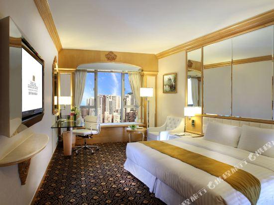 富豪香港酒店(Regal Hongkong Hotel)高級豪華客房