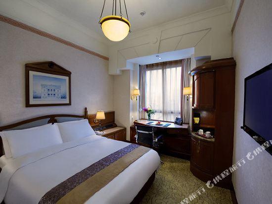 香港銅鑼灣利景酒店(The Charterhouse Causeway Bay)商務樓層客房