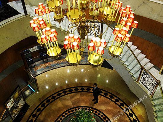 香港銅鑼灣利景酒店(The Charterhouse Causeway Bay)公共區域