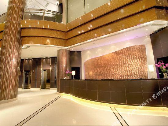 香港南洋酒店(South Pacific Hotel)公共區域