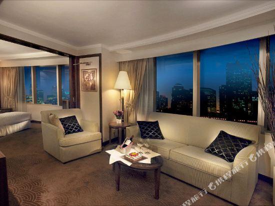 香港南洋酒店(South Pacific Hotel)城市精選客房(雙床)