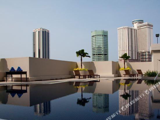 吉隆坡偉士達納酒店(Vistana Kuala Lumpur Titiwangsa)健身娛樂設施