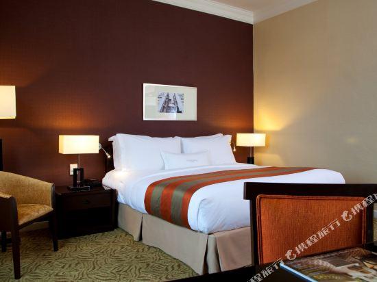偉士達納酒店(Vistana Kuala Lumpur Titiwangsa)Executive Suite (Display)