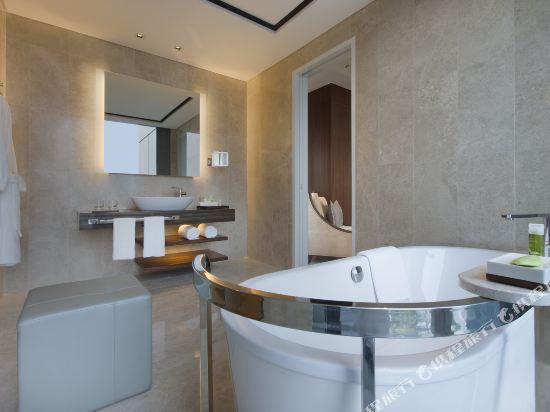 新加坡威斯汀酒店(The Westin Singapore)至尊海景房
