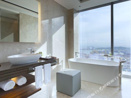 新加坡威斯汀酒店(The Westin Singapore)行政套房