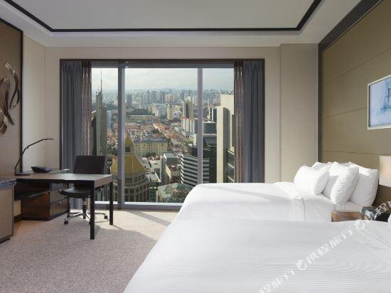 新加坡威斯汀酒店(The Westin Singapore)行政豪華房