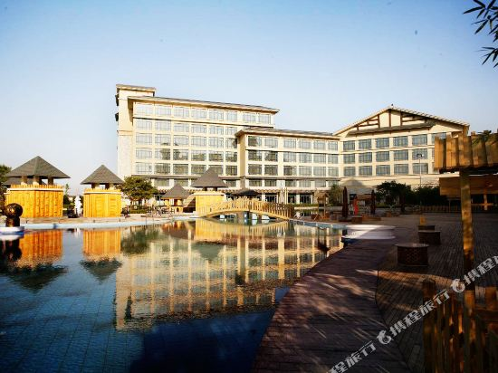 Jiuhua Resort & Convention Center VIP Building