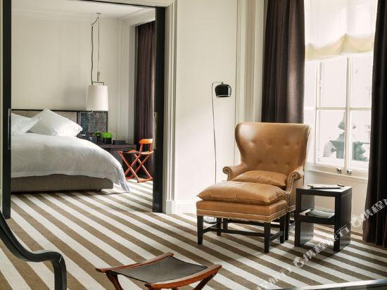 倫敦瑰麗酒店(Rosewood London)豪華套房