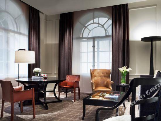 倫敦瑰麗酒店(Rosewood London)奢華套房2