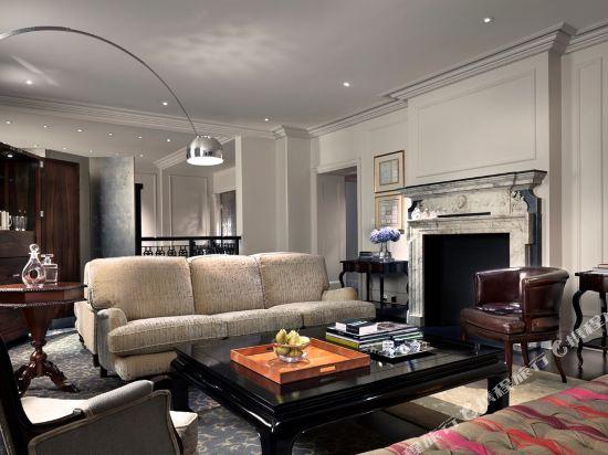 倫敦瑰麗酒店(Rosewood London)大法官複式套房