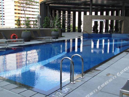 新加坡卡爾登城市酒店(Carlton City Hotel Singapore)健身娛樂設施