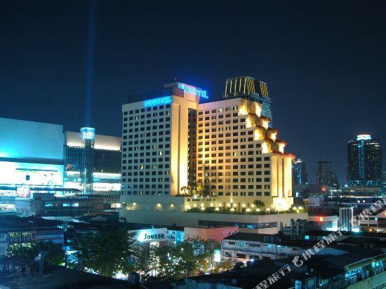諾富特暹羅廣場酒店(Novotel Bangkok on Siam Square)外觀