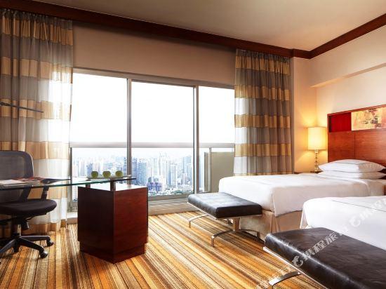 史丹福瑞士酒店(Swissotel the Stamford)高級房