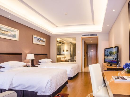 千島湖綠城度假酒店(1000 Island Lake Greentown Resort Hotel)都市森林