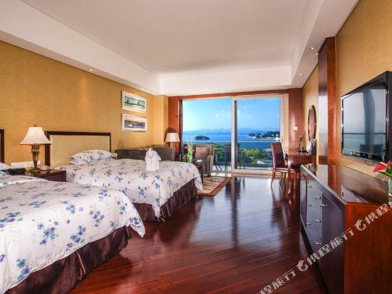 千島湖綠城度假酒店(1000 Island Lake Greentown Resort Hotel)綠城親子房