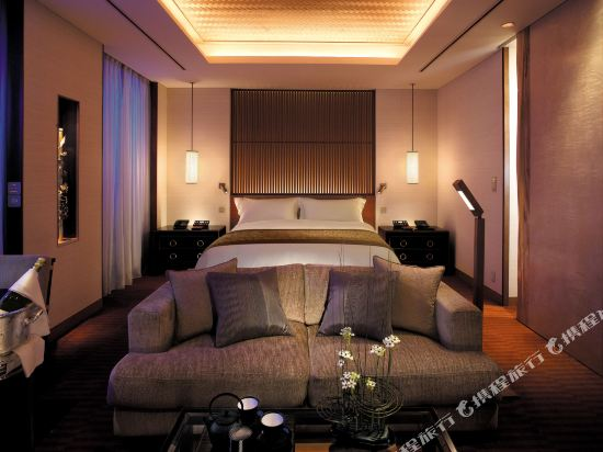 東京半島酒店(The Peninsula Tokyo)高級大床房