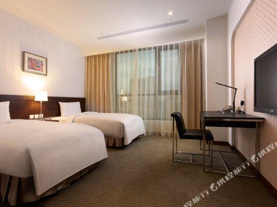 台糖台北會館(Taisugar Hotel)豪華套房