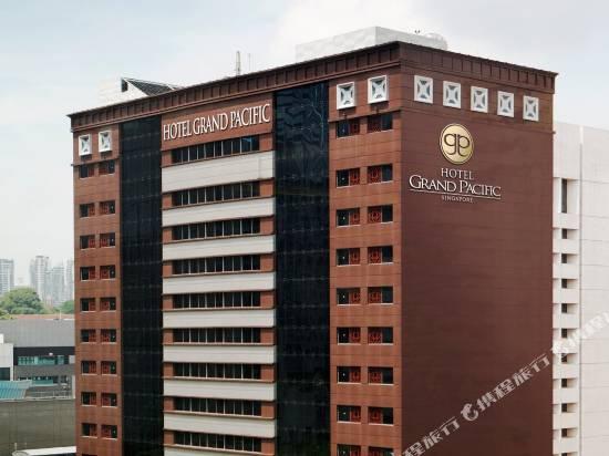 新加坡大太平洋酒店