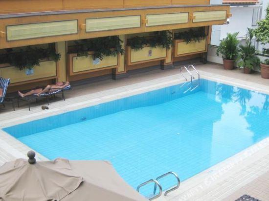 新加坡大太平洋酒店(Hotel Grand Pacific Singapore)健身娛樂設施