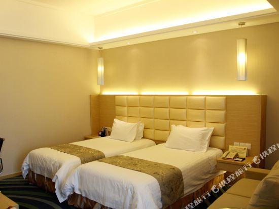 深圳中南海怡酒店精品雙床房