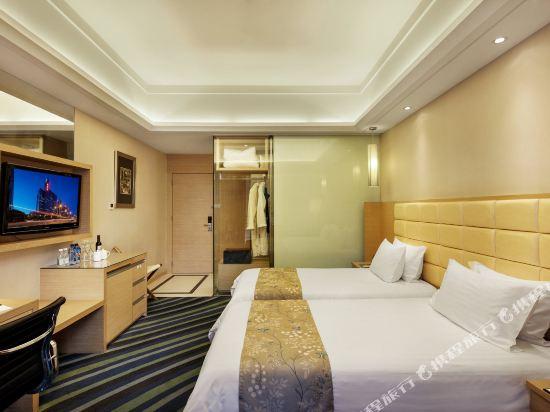 深圳中南海怡酒店行政雙床房