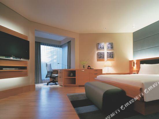 新加坡君悦酒店(Grand Hyatt Singapore)俱樂部大床房