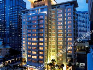 曼谷萬怡酒店(Courtyard by Marriott Bangkok)