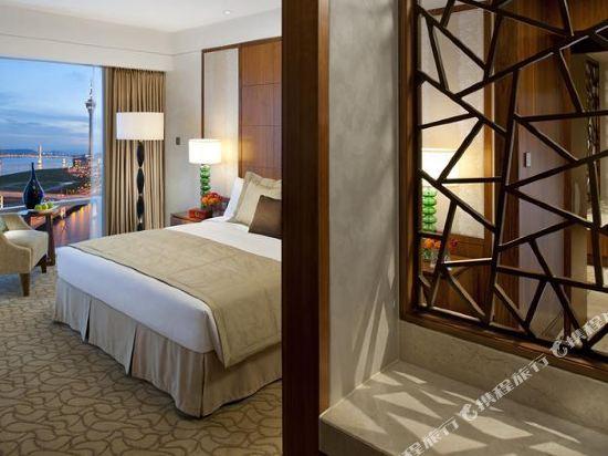 澳門文華東方酒店(Mandarin Oriental Macau)豪華海景套房