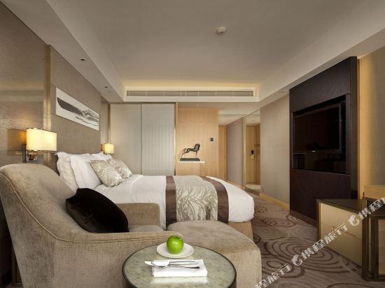 香港帝苑酒店(The Royal Garden Hotel)豪華房