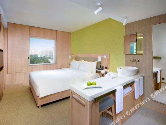 香港逸東酒店(Eaton HK)時尚客房