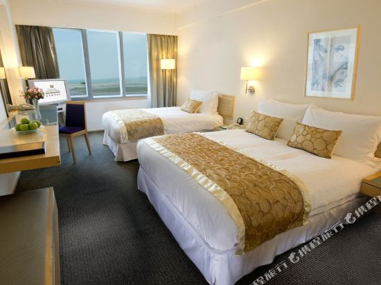 香港富豪機場酒店(Regal Airport Hotel)三人房