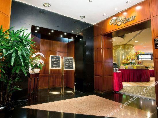 香港君怡酒店(The Kimberley Hotel)咖啡廳